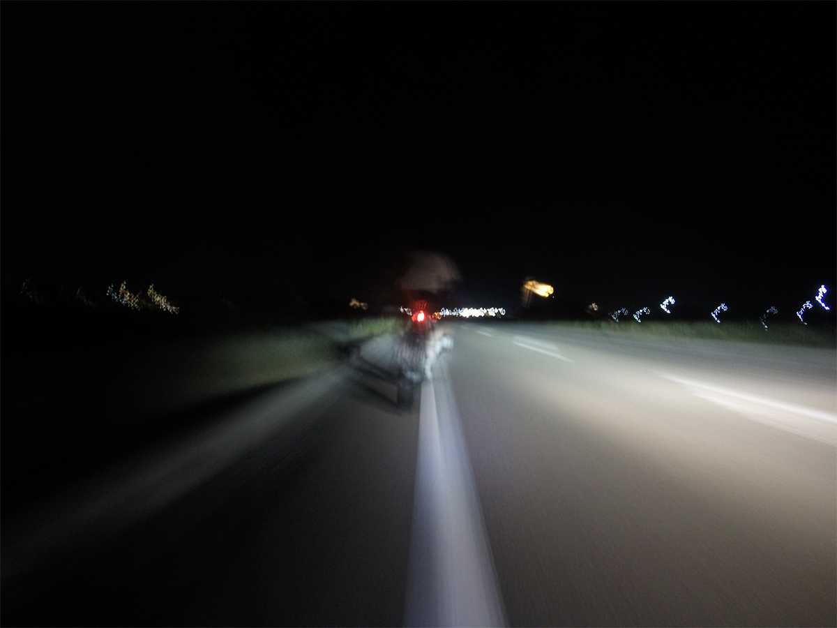 Night Run / GoPro 5