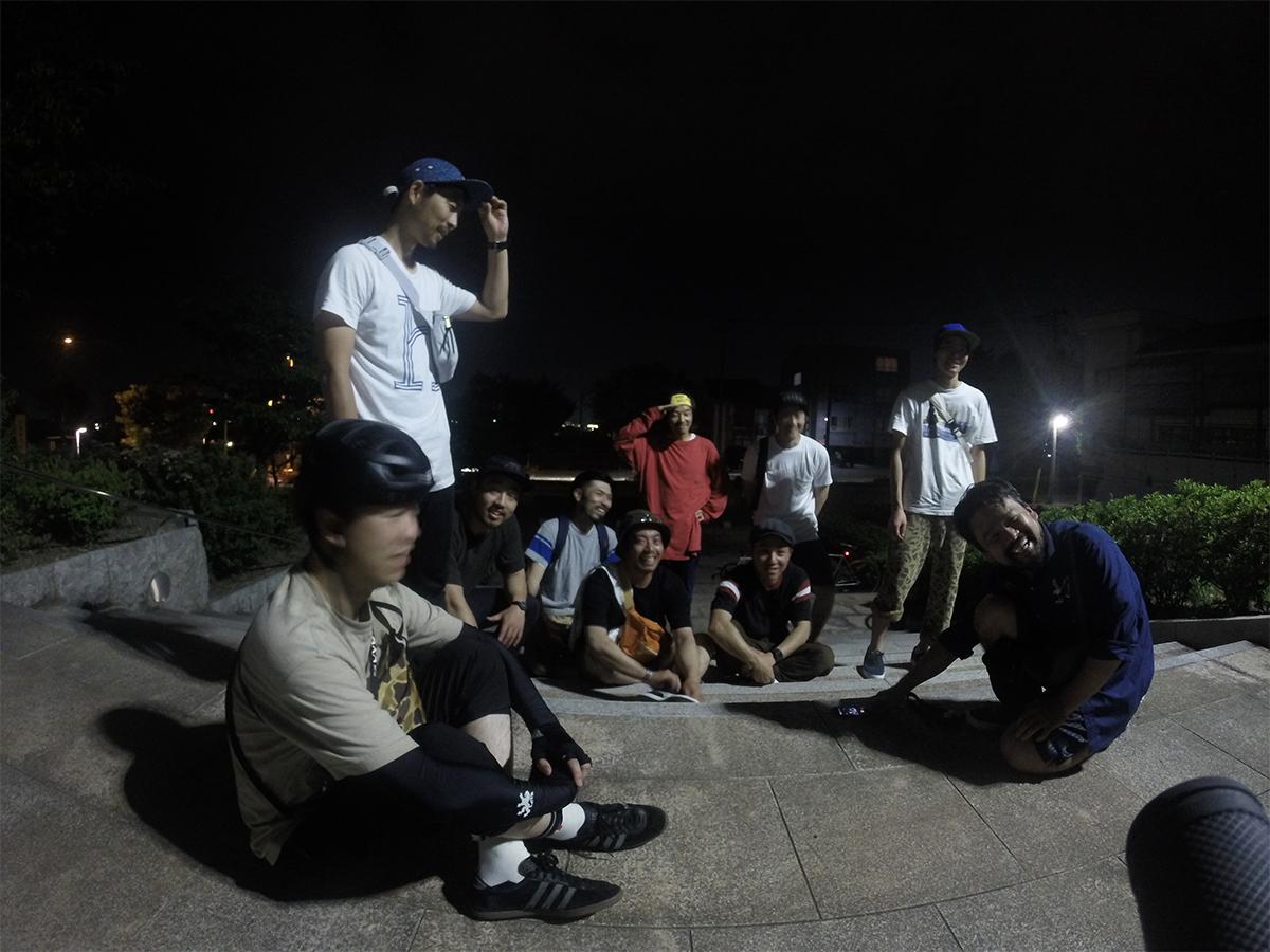 Night Run / GoPro 8