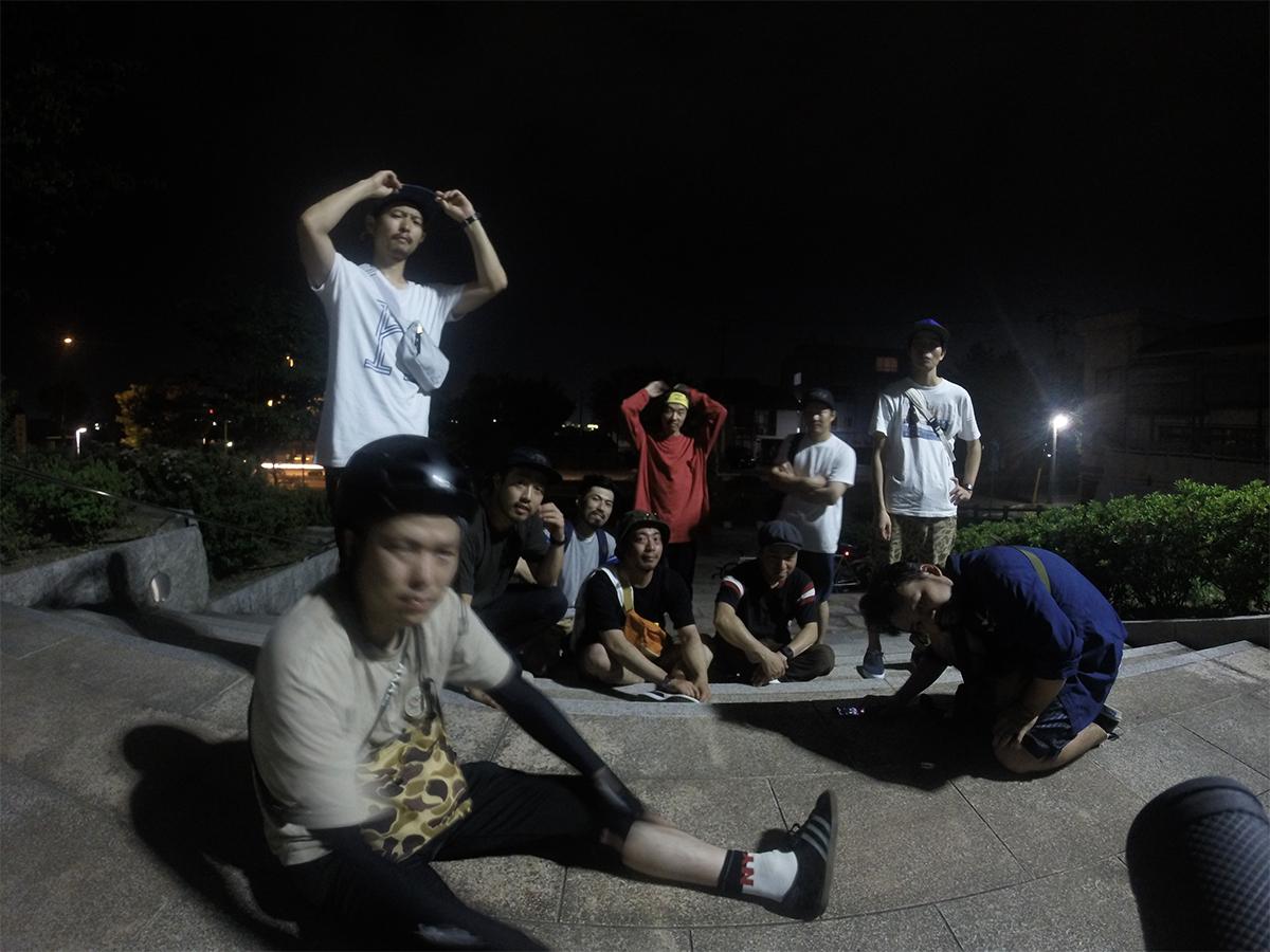 Night Run / GoPro 9