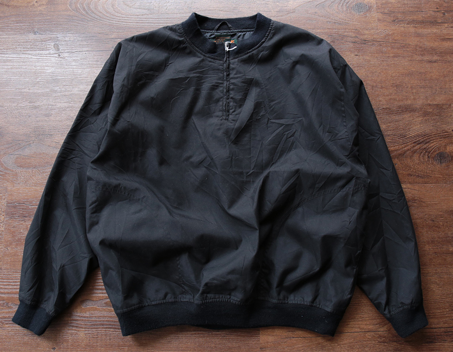 WOLVERINE HALF ZIP JACKET USED CLOTHING COLLECTION vol. 9
