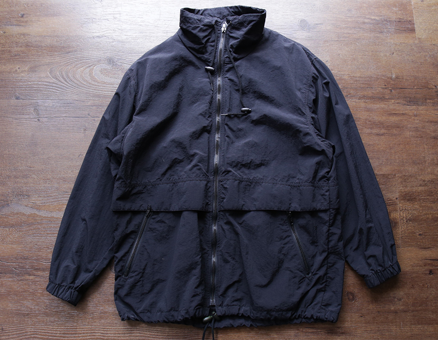 wax clothing USED / Eddie Bauer NYLON JACKET