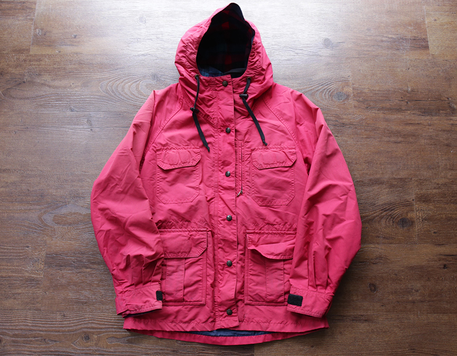 wax clothing USED / REI MOUNTAIN PARKER