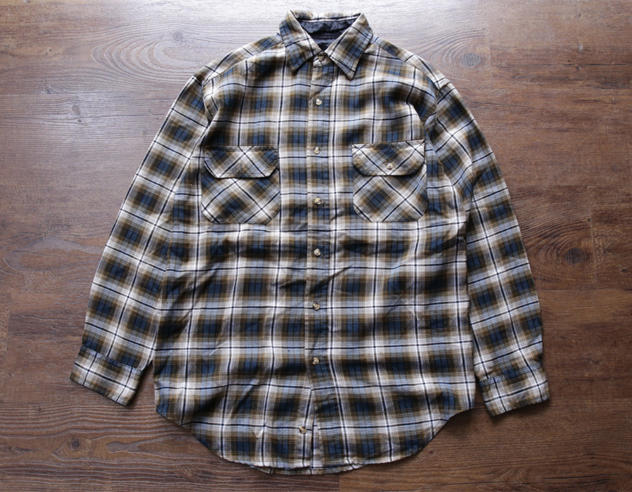 UNKNOWN FLANNEL SHIRTS - Ombre