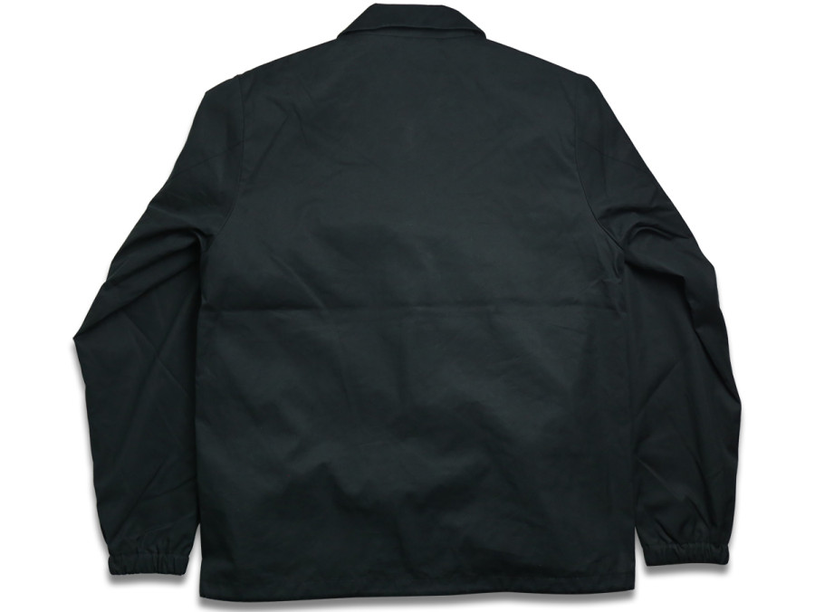 MAIDEN NOIR / COACH JACKET - Black 4