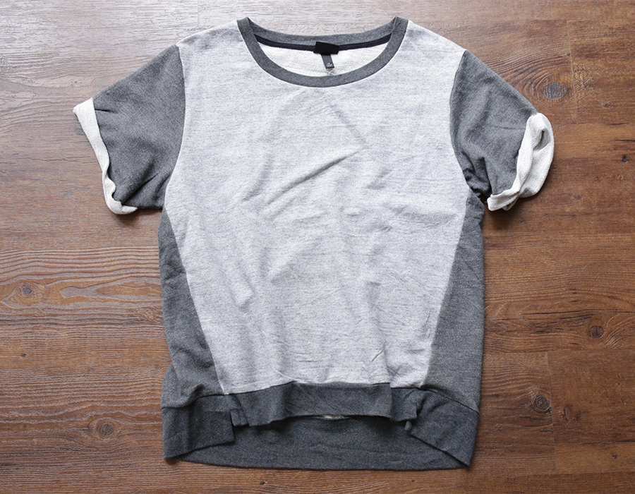 wax clothing USED / MOSSIMO SS SWAET
