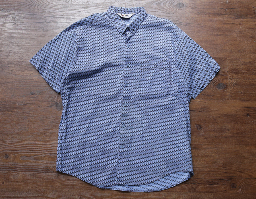 wax clothing USED / WHAT TO WEAR NOW SS SHIRT
