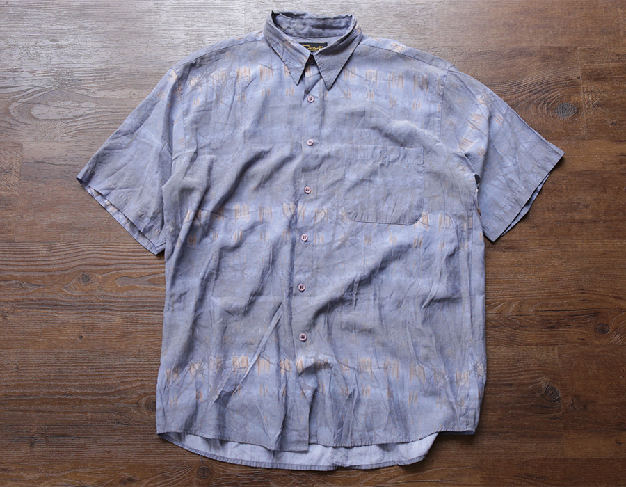 wax clothing USED / DANNELLI SS SHIRT