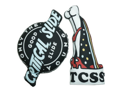TCSS/the critical slide society FALL 2016  TUBE RATS CUSHION & ONLY CUSHION