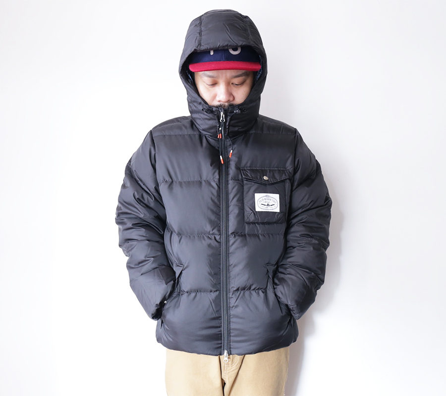 POLeR OUTDOOR STUFF FALL 16 COLLECTION BURNER JACKET color : Black