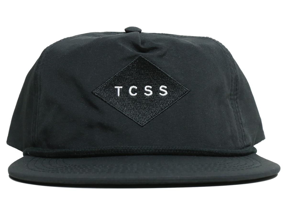 TCSS/ STANDARD CAP - Phantom(Black) Front