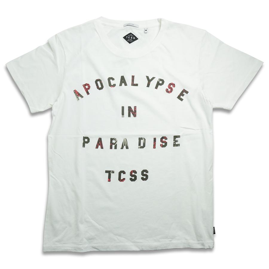 TCSS/ APOCALYPSE TEE - Blanc(White)