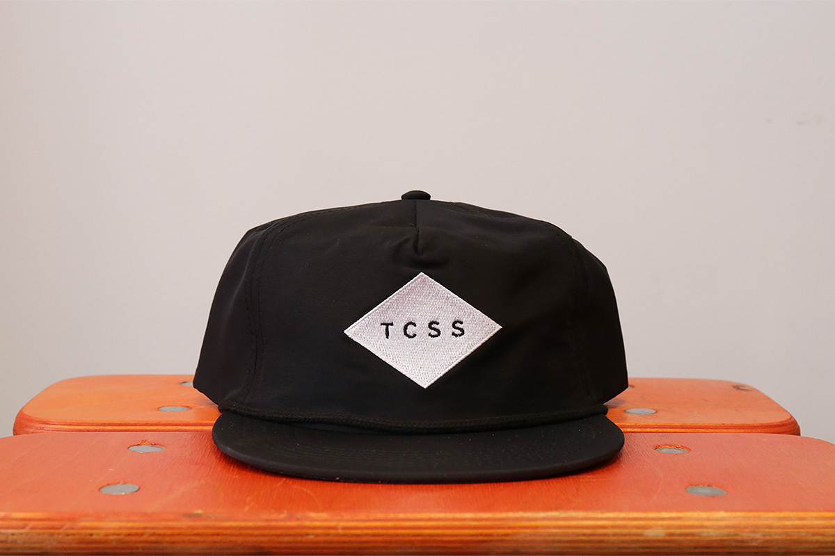 TCSS FALL16 / STANDARD CAP - Black