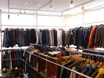 wax clothing / Diary vol. 38 「USED CLOTHING etc… 2」