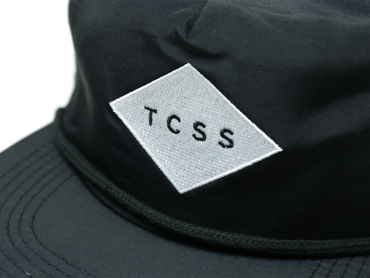 TCSS/the critical slide society FALL 2016 STANDARD CAP color : Black