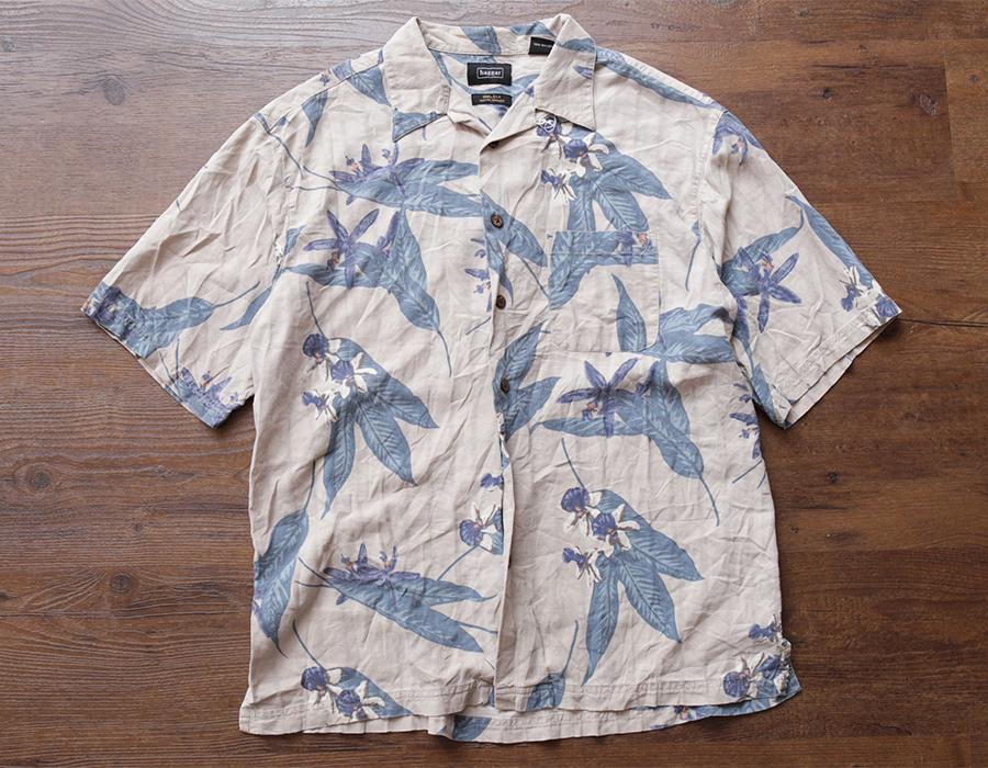 wax clothing USED / HAWAIIAN SHIRTS