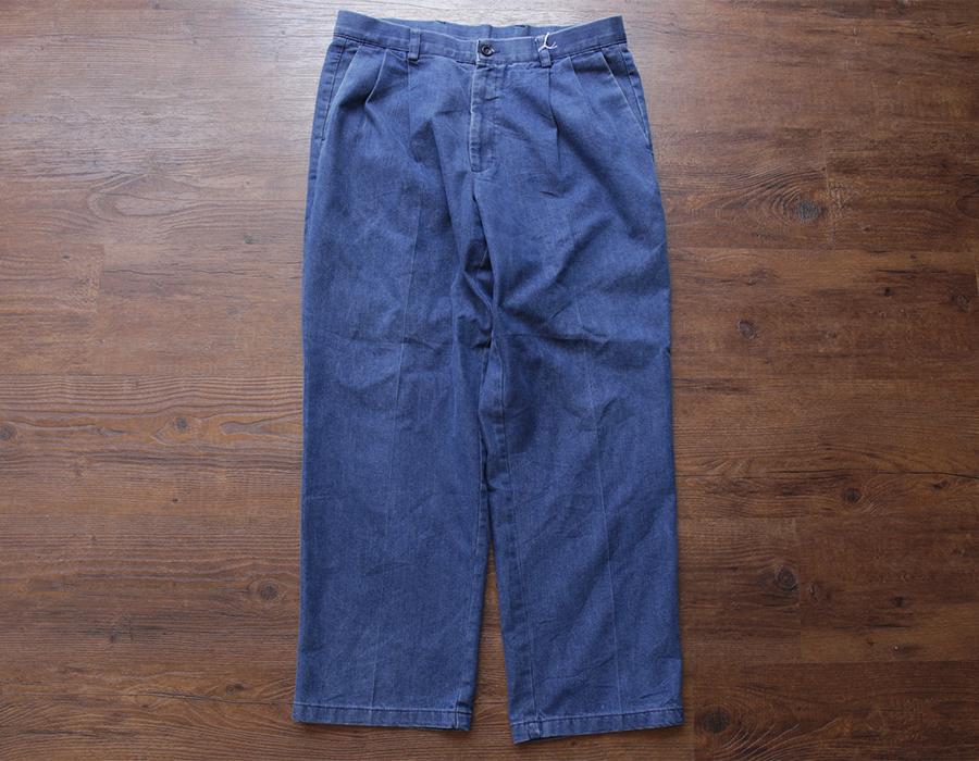wax clothing USED / DOCKERS DENIM PANTS