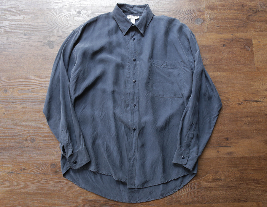 USED CLOTHING COLLECTION vol. 7 SILK LS SHIRTS