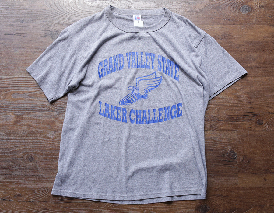 USED CLOTHING COLLECTION vol. 7 RUSSELL ATHLETIC TEE