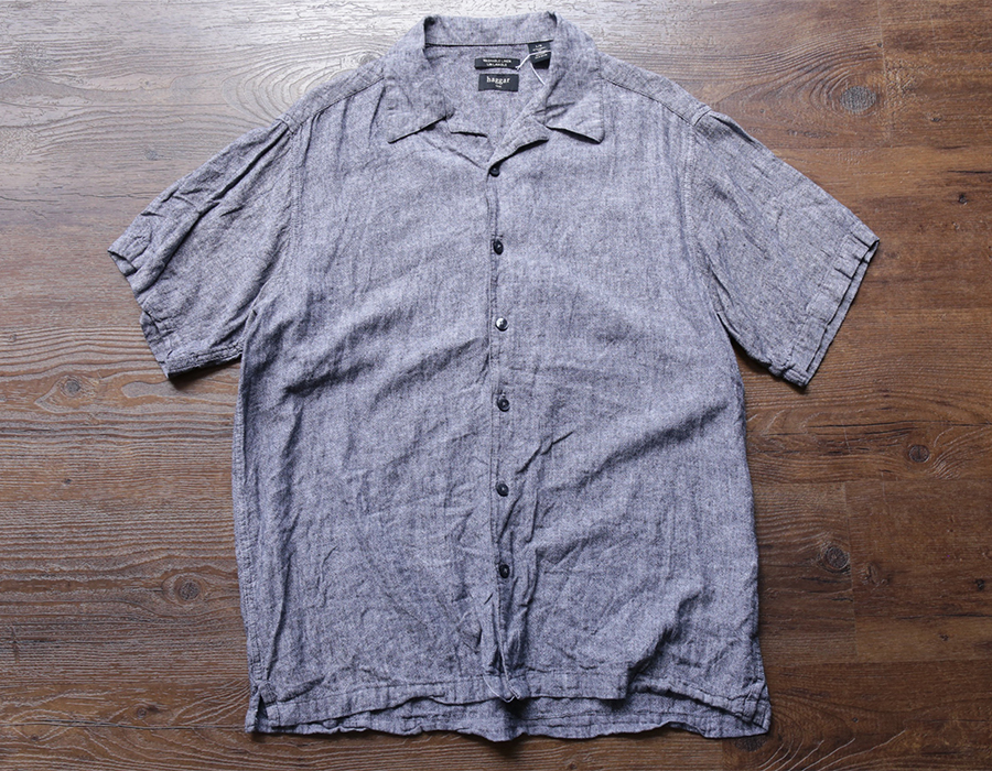 USED CLOTHING COLLECTION vol. 7 LINEN SS SHIRTS