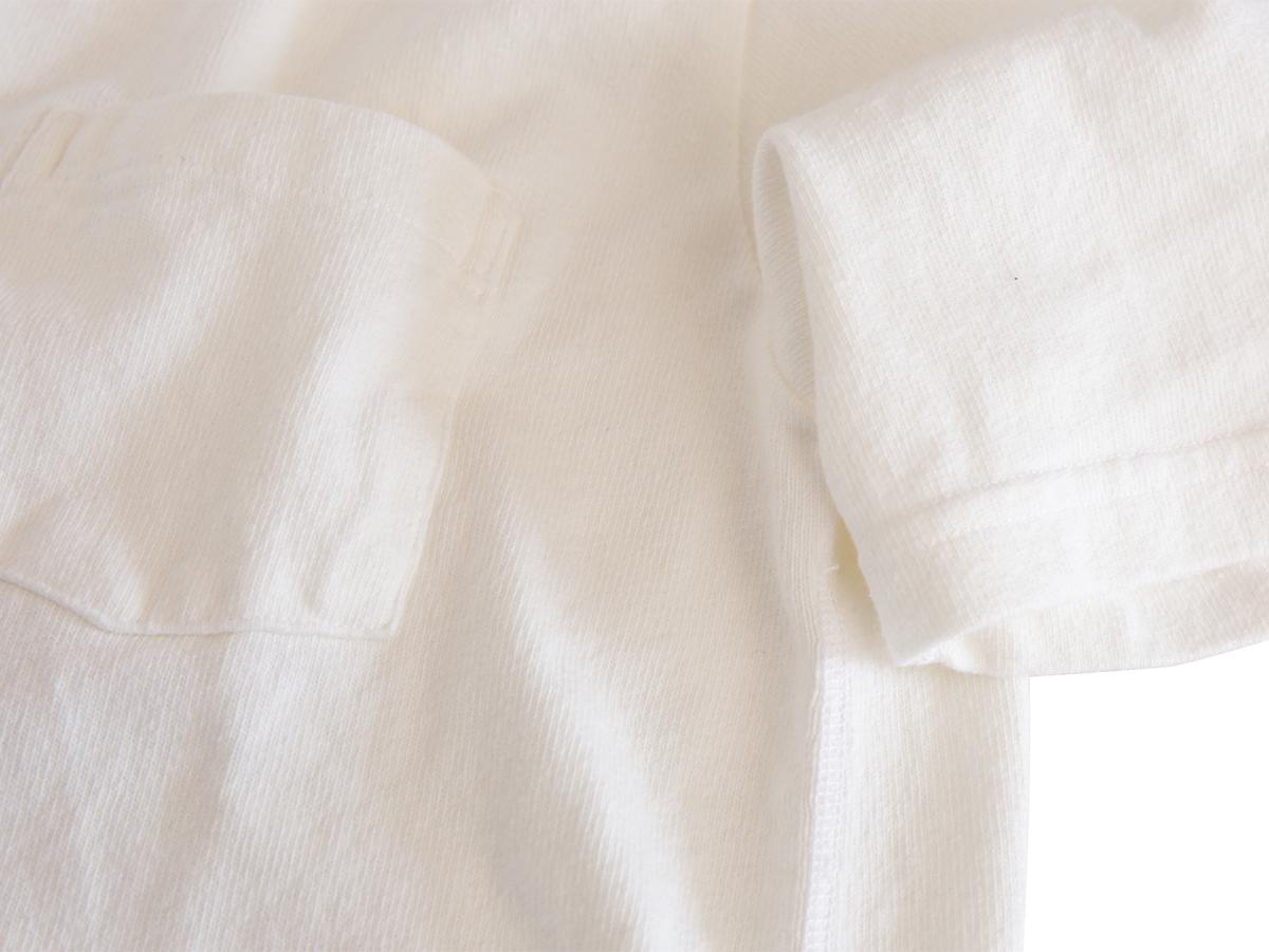 Velva Sheen SPRING 16 COLLECTION HEAVY OZ POCKET TEE color : White