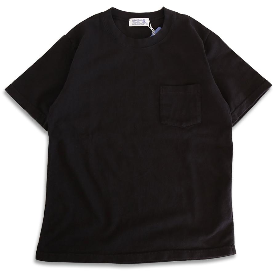 Velva Sheen SPRING 16 COLLECTION HEAVY OZ POCKET TEE color : Black