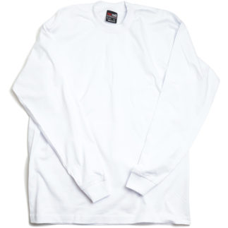 PRO-TAG / HEAVY WEIGHT LONG SLEEVE T - White