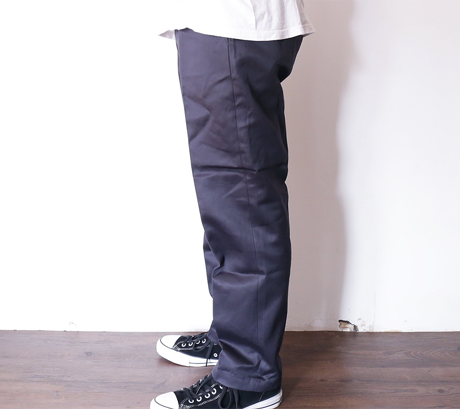 MAIDEN NOIR AUTUMN 2016 WORK TROUSER color : Navy