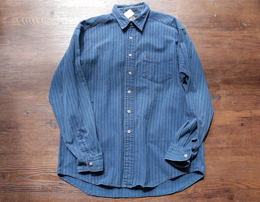 USED DOCKERS SHIRT