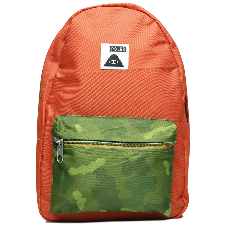 POLeR OUTDOOR STUFF SPRING 16 COLLECTION THE RAMBLER PACK color : Burnt Orange