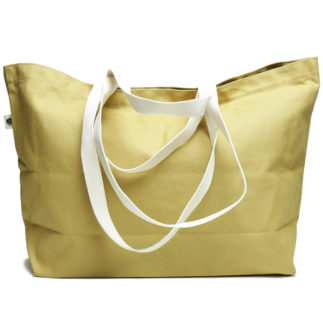 BLK PINE workshop FALL/WINTER 2016  SIMPLE CANVAS TOTE BAG  color : Tan