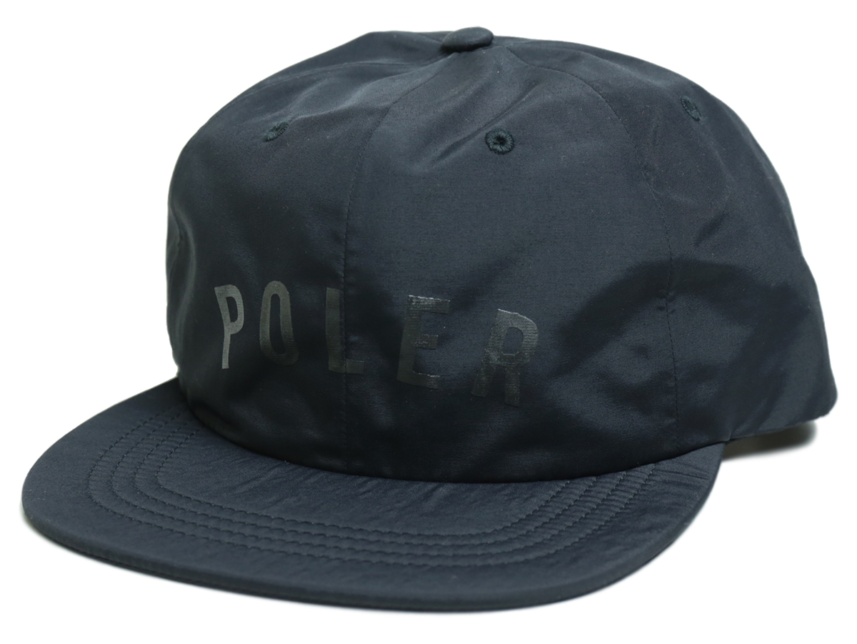 POLeR OUTDOOR STUFF FALL 16 COLLECTION TAPED SEAMS NYLON FLOPPY color : Black