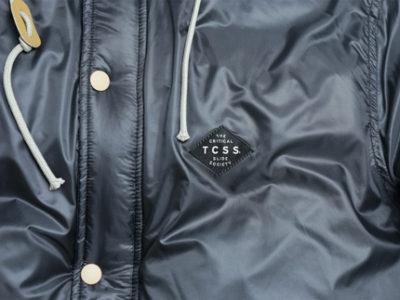 TCSS/the critical slide society FALL 2016  TCSS × NANGA DOWN JACKET  color : Black