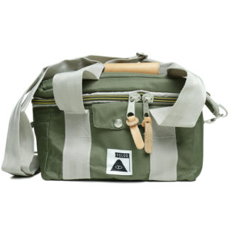 POLeR OUTDOOR STUFF  FALL 16 COLLECTION  THE CAMERA COOLER  color : Burnt Olive