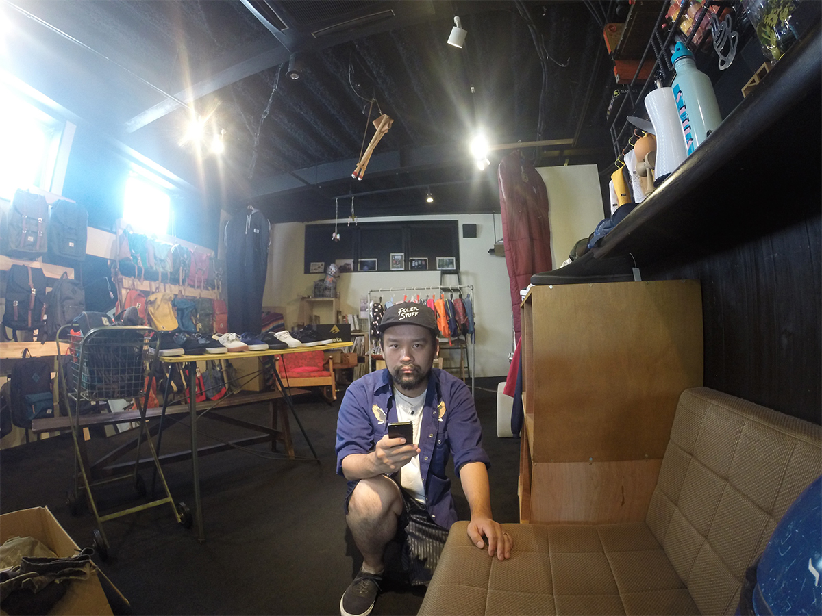 GoPro Photo at wax