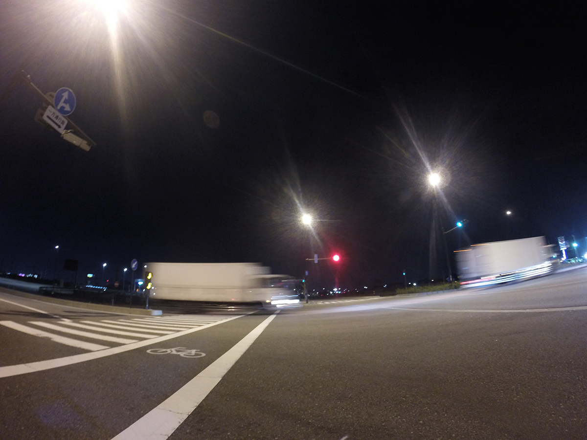 Night Run / GoPro 2