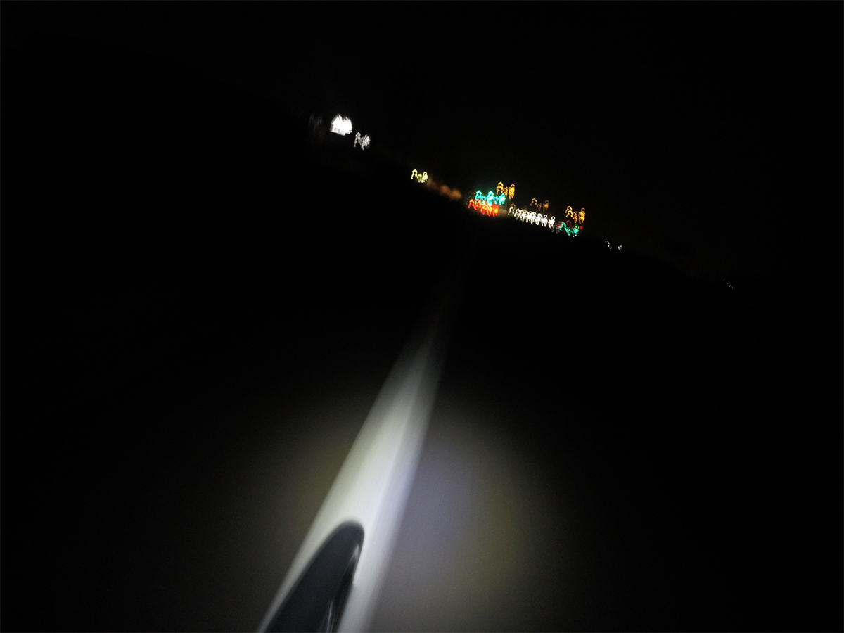 Night Run / GoPro 3