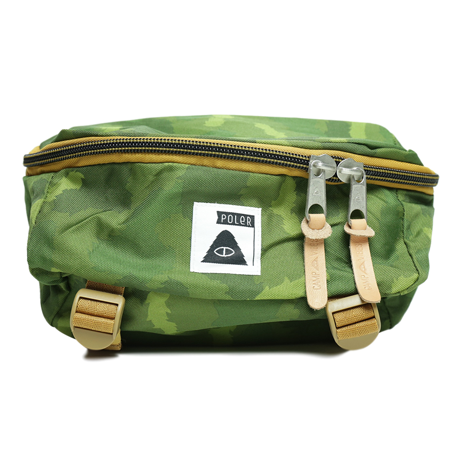POLeR OUTDOOR STUFF FALL 16 COLLECTION ROVER BAG color : Green Camo
