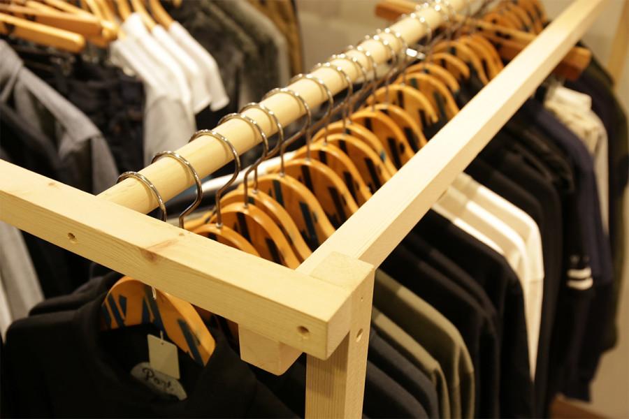 wax wear rack