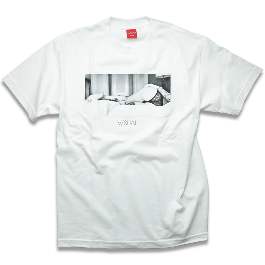 VISUAL Apparel / Stage Tee - White