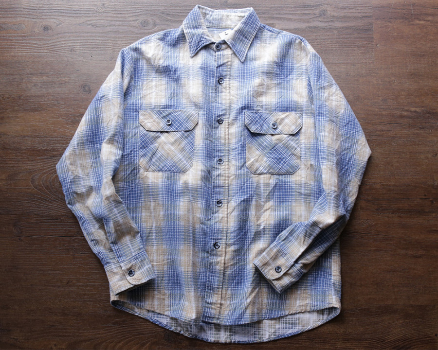 used / Flannel Shirt