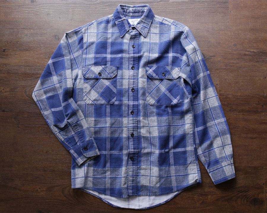 used / SEARS Flannel Shirt