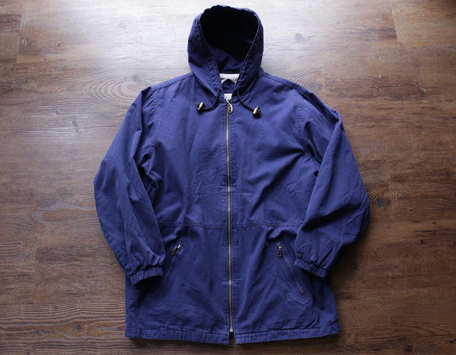 wax clothing USED / ST JOHN'S BAY FOODED JACKET