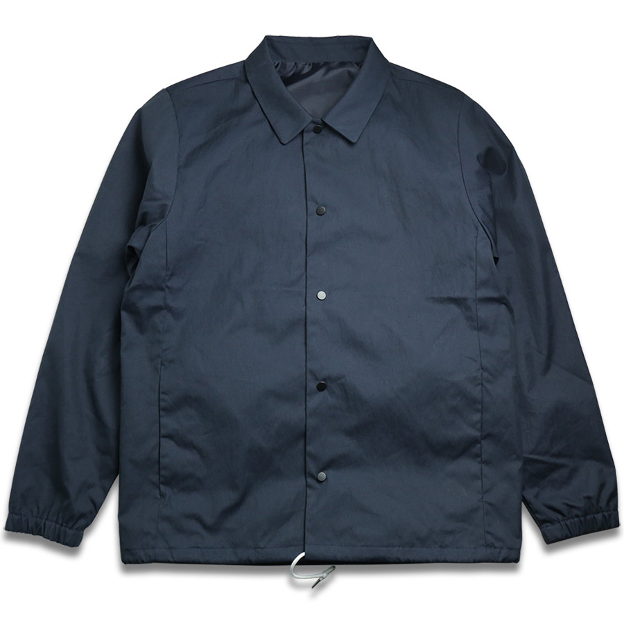 MAIDEN NOIR / COACH JACKET - Navy