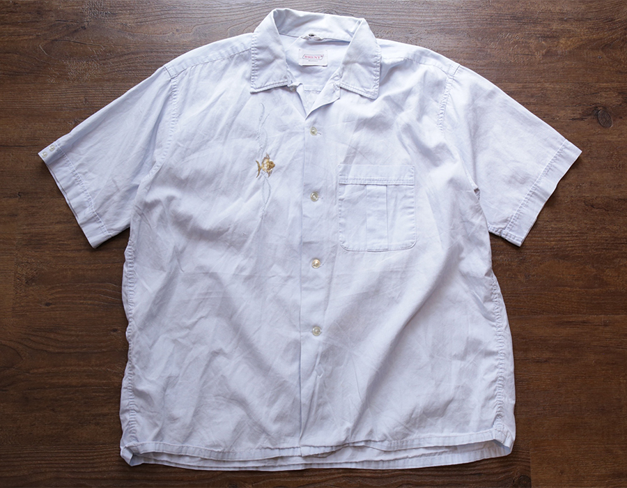 USED / BRENT SHORT SLEEVE SHIRT