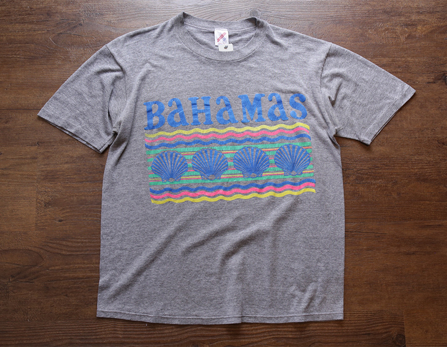 USED / BAHAMAS T-SHIRT