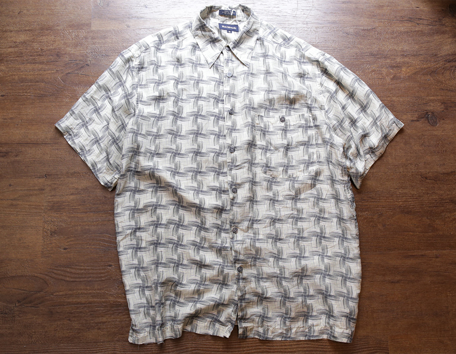 USED / Marc Edwadrs SHORT SLEEVE SHIRT