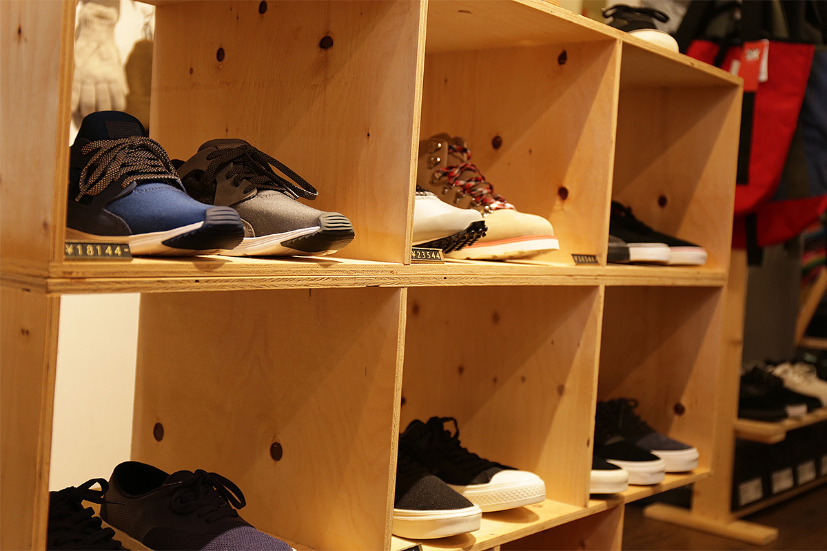 wax clothing Blog / SHOES