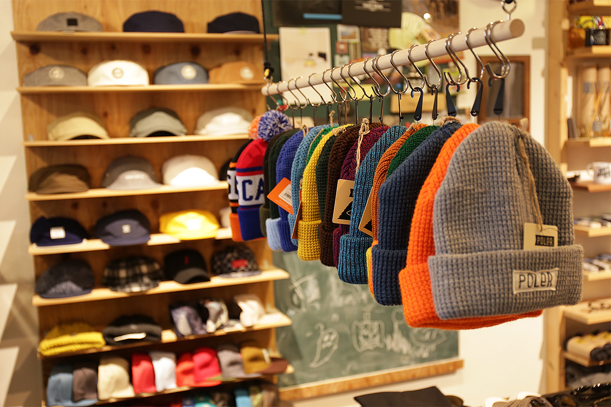 wax clothing Blog / POLER BEANIE