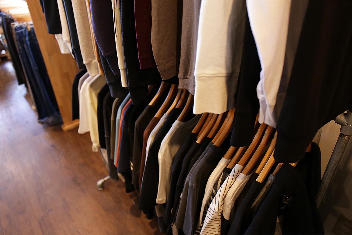 wax clothing Blog / T-SHIRTS L/S T & SWEAT