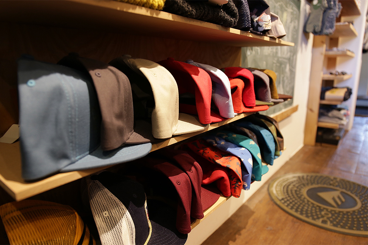 wax clothing Blog / POLER CAPS
